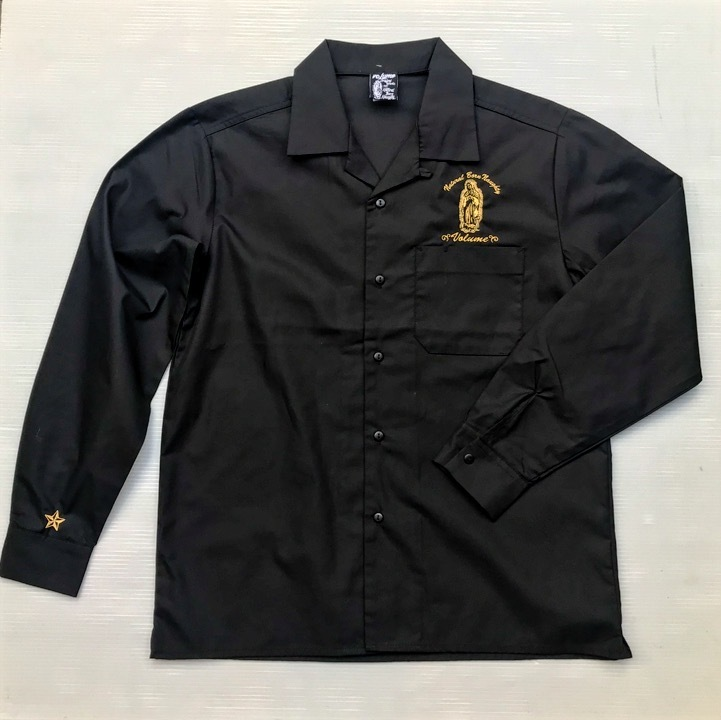 VOLUME ORIGINAL / GUADALUPE EMBROIDERY WORK SHIRTS
