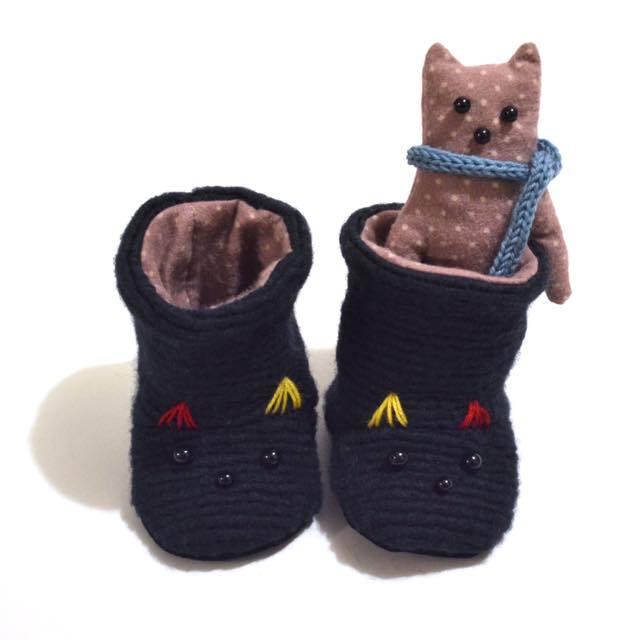 ネコのブーティ(GIFTBOX)
