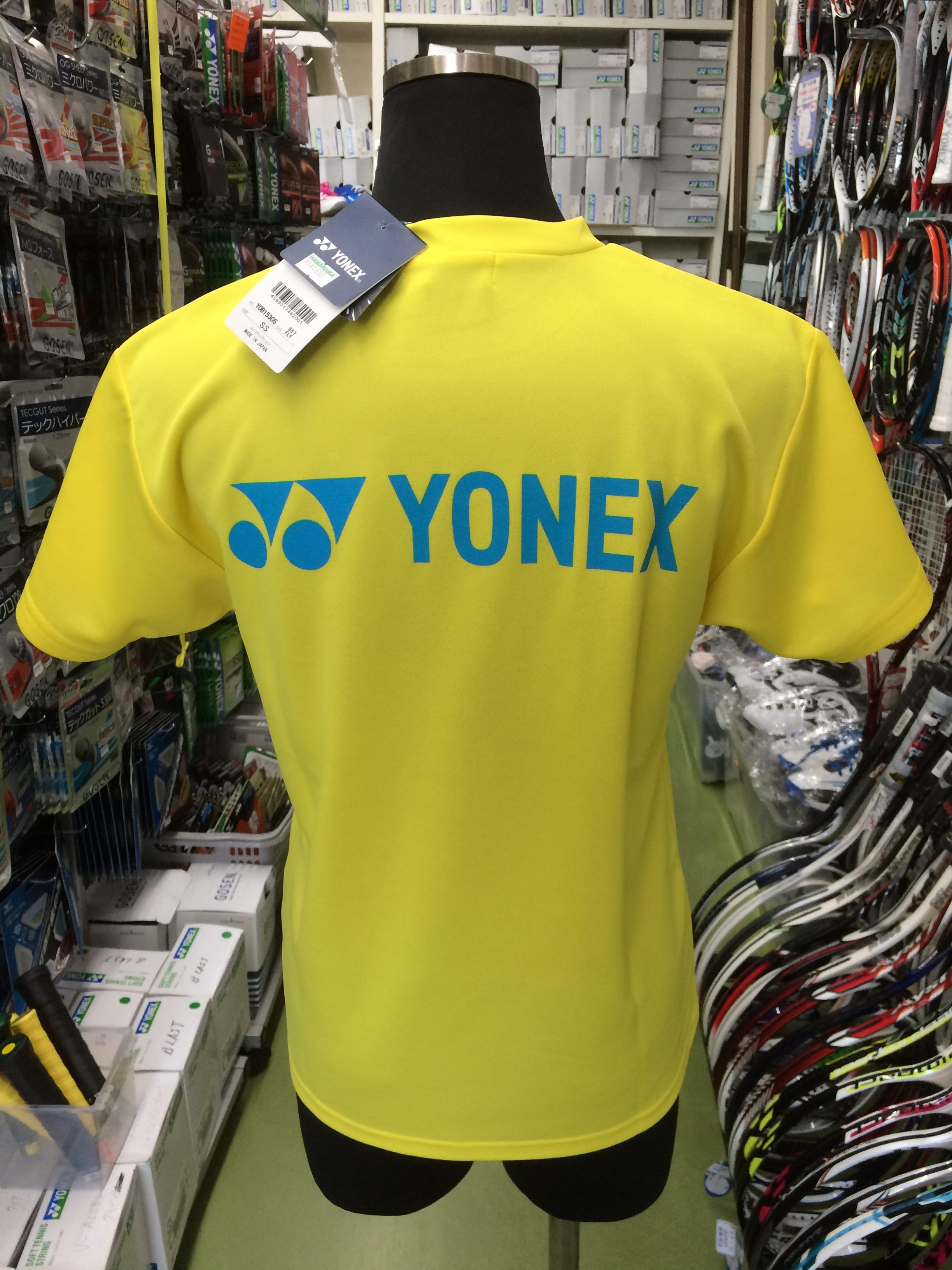 ヨネックス ユニドライTシャツ YOB15305 - 画像5