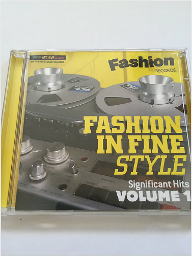 FASHION IN FINE STYLE SIGNIFICANT HITS VOLUME ONE【 CD】