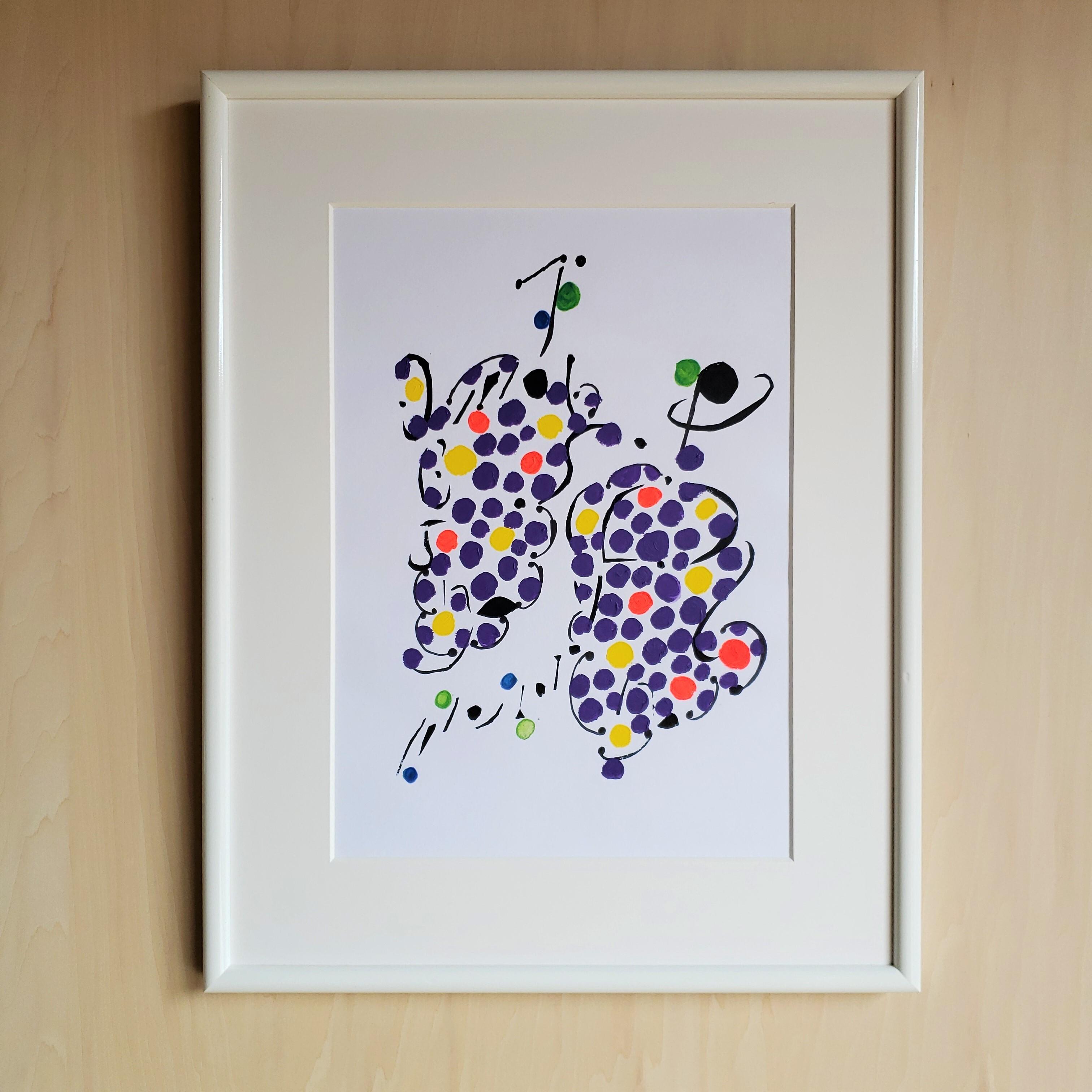 【原画レンタル】TTAR_004(Grapes)