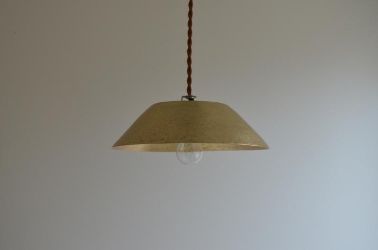 ランプシェード / バケツ型 / size L