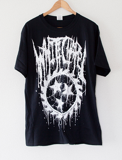 【WHITECHAPEL】Webby Blade T-Shirts (Black)