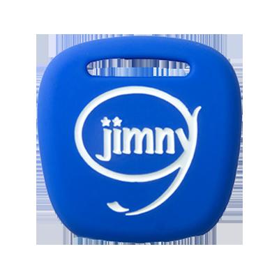 Jimny シリコンキーケース(ブルー)