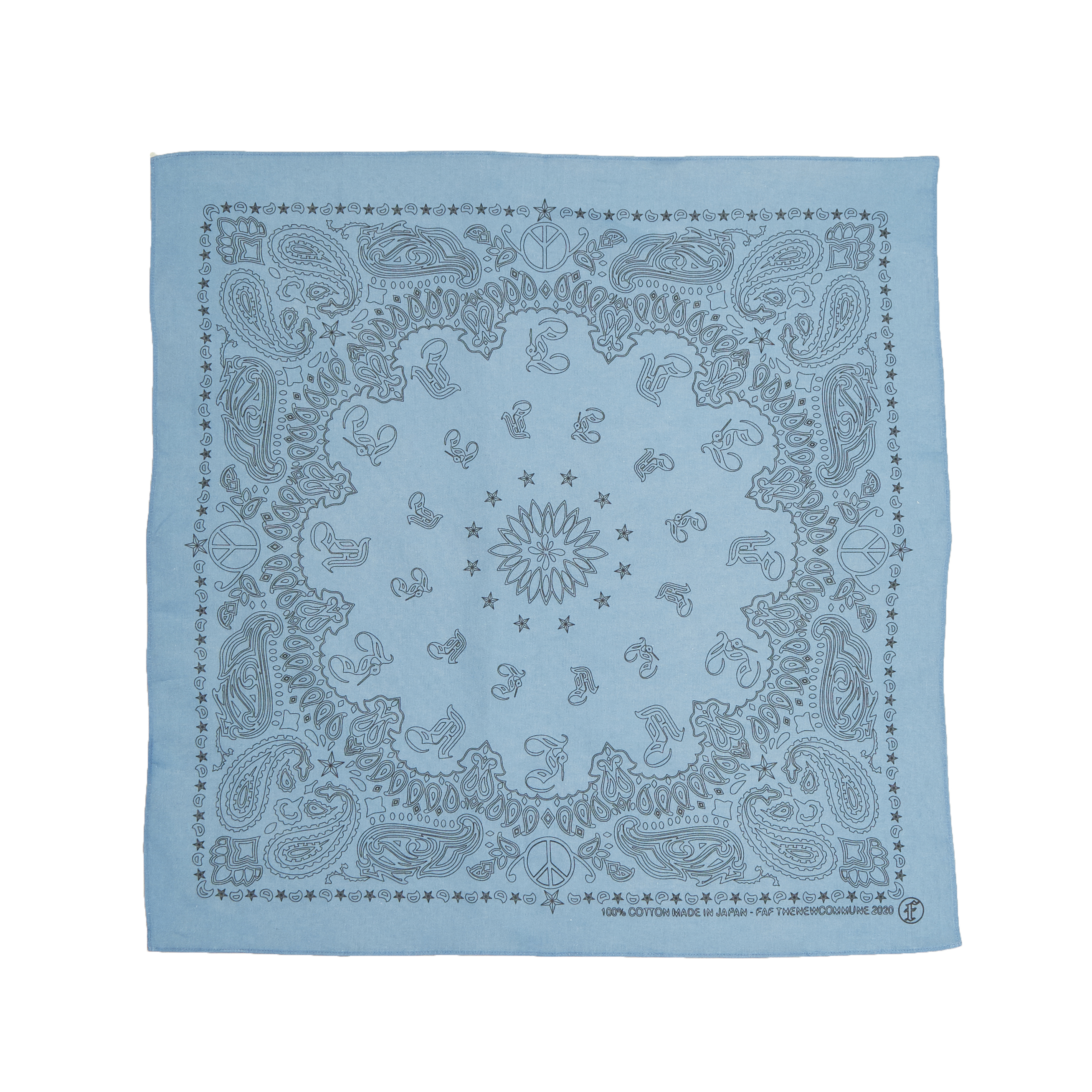 bandana -blue- - 画像1