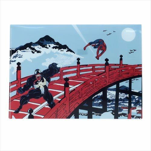 【A4クリアファイル】スパイダーマン/五条ノ橋