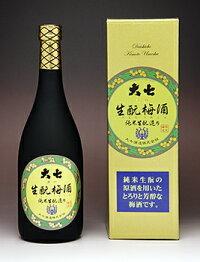 【大七酒造】大七 生もと梅酒 720ml