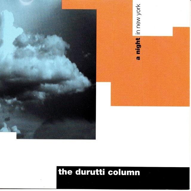 【CD・米盤】Durutti Column / A NIGHT IN NEW YORK