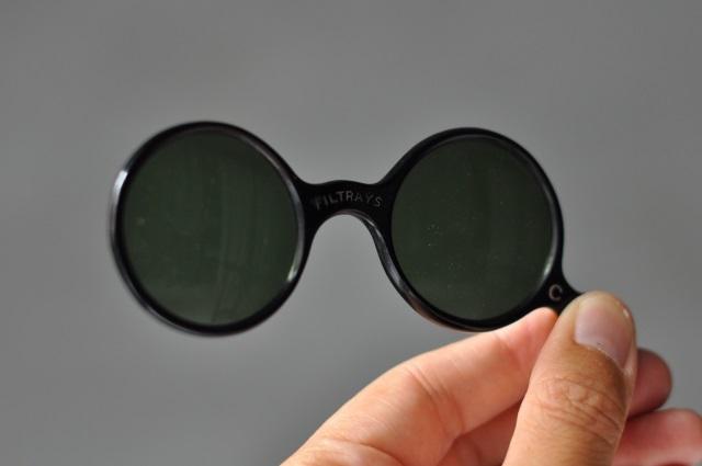遮光レンズサンプル