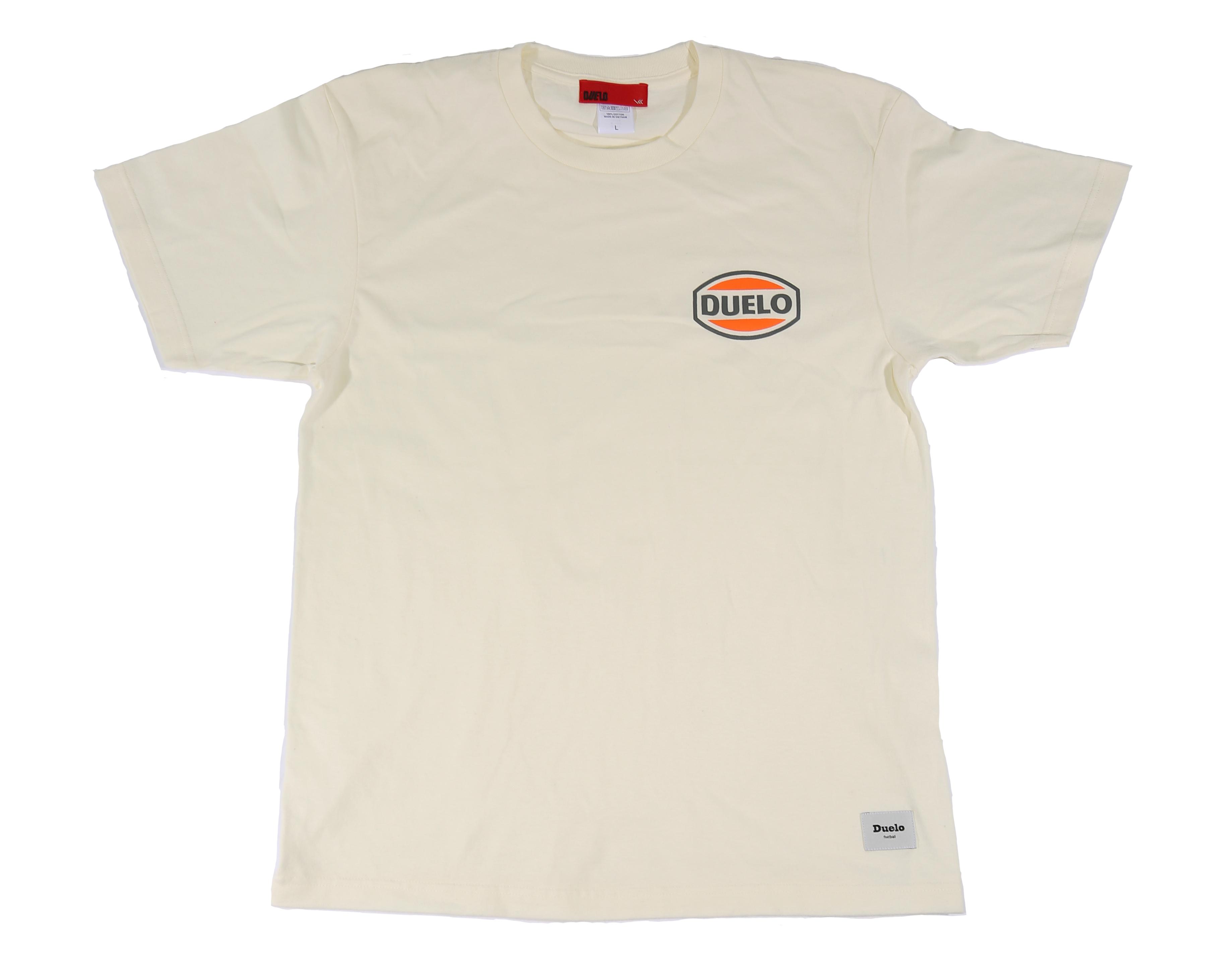 20015 S/S Tshirts I VORY