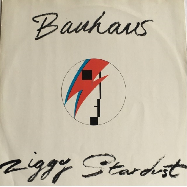 【12inch・英盤】Bauhaus / Ziggy Stardust・Third Uncle