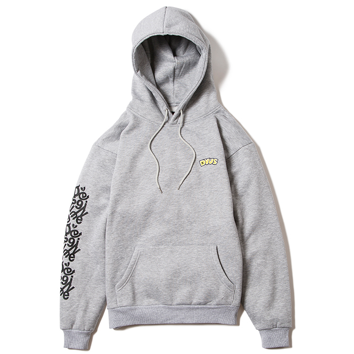 Deviluse(デビルユース) | DVUS Pulloverhooded(Gray)