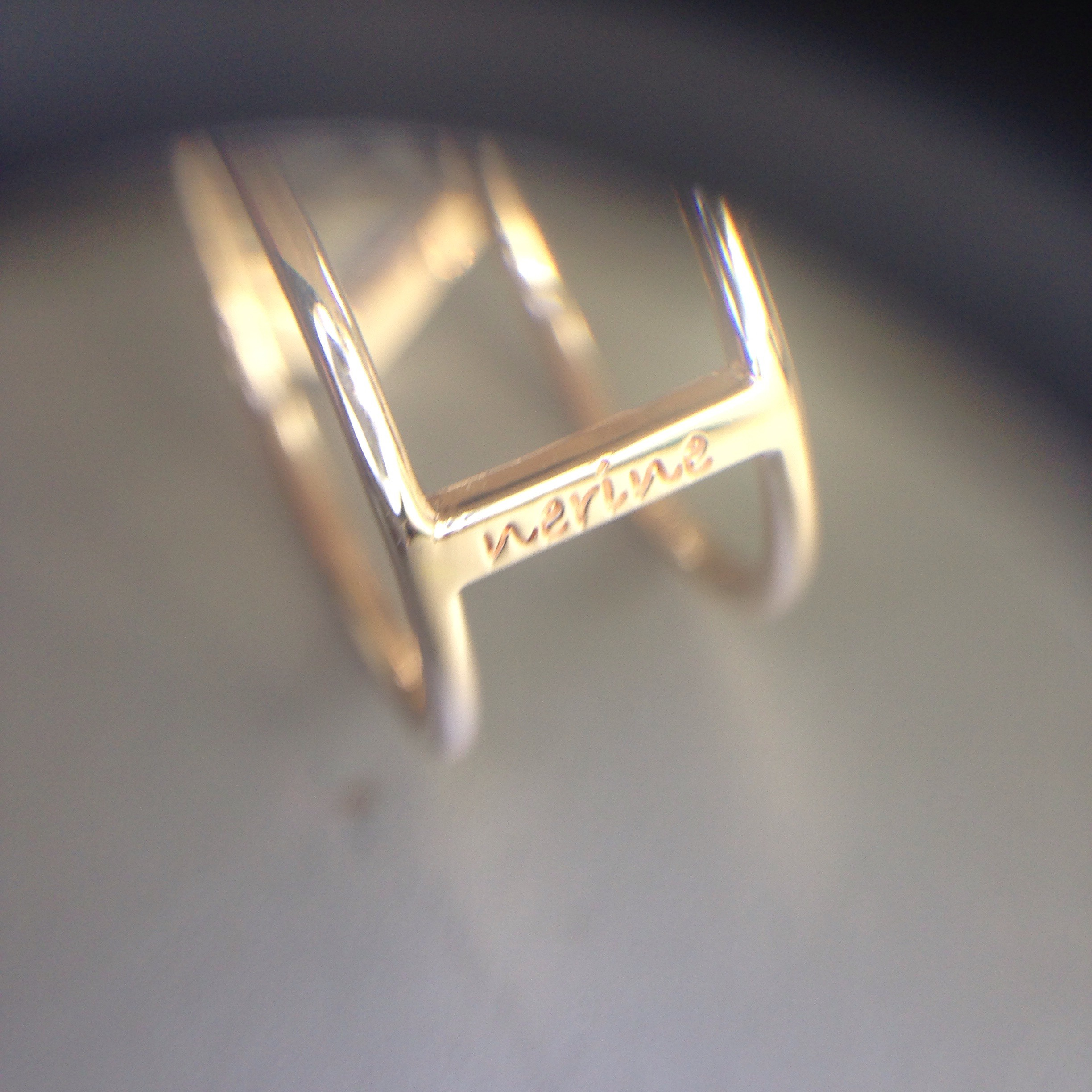 K10slice* Diamond*ring