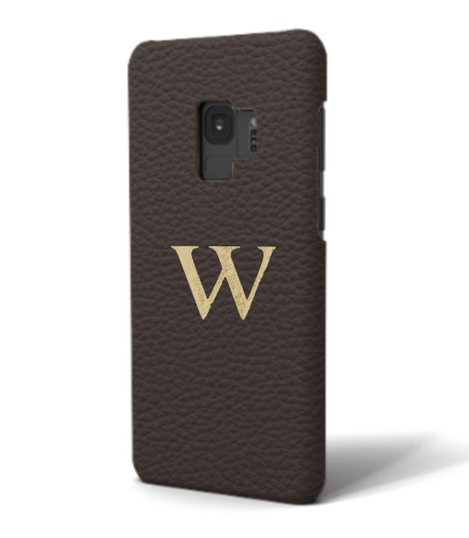Galaxy Premium Shrink Leather Case (Cigar Brown)
