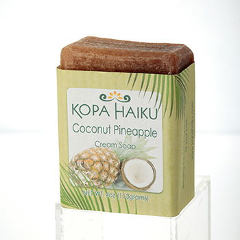 Kopa Haiku Creamsoap Coconutpainapple
