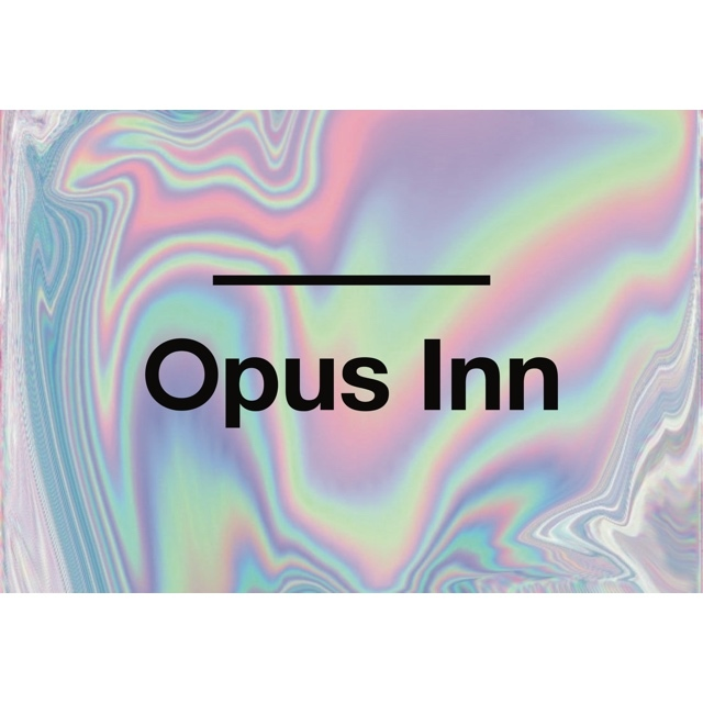 【ステッカー】''Opus Inn'' Hologram Sticker [2 SET]