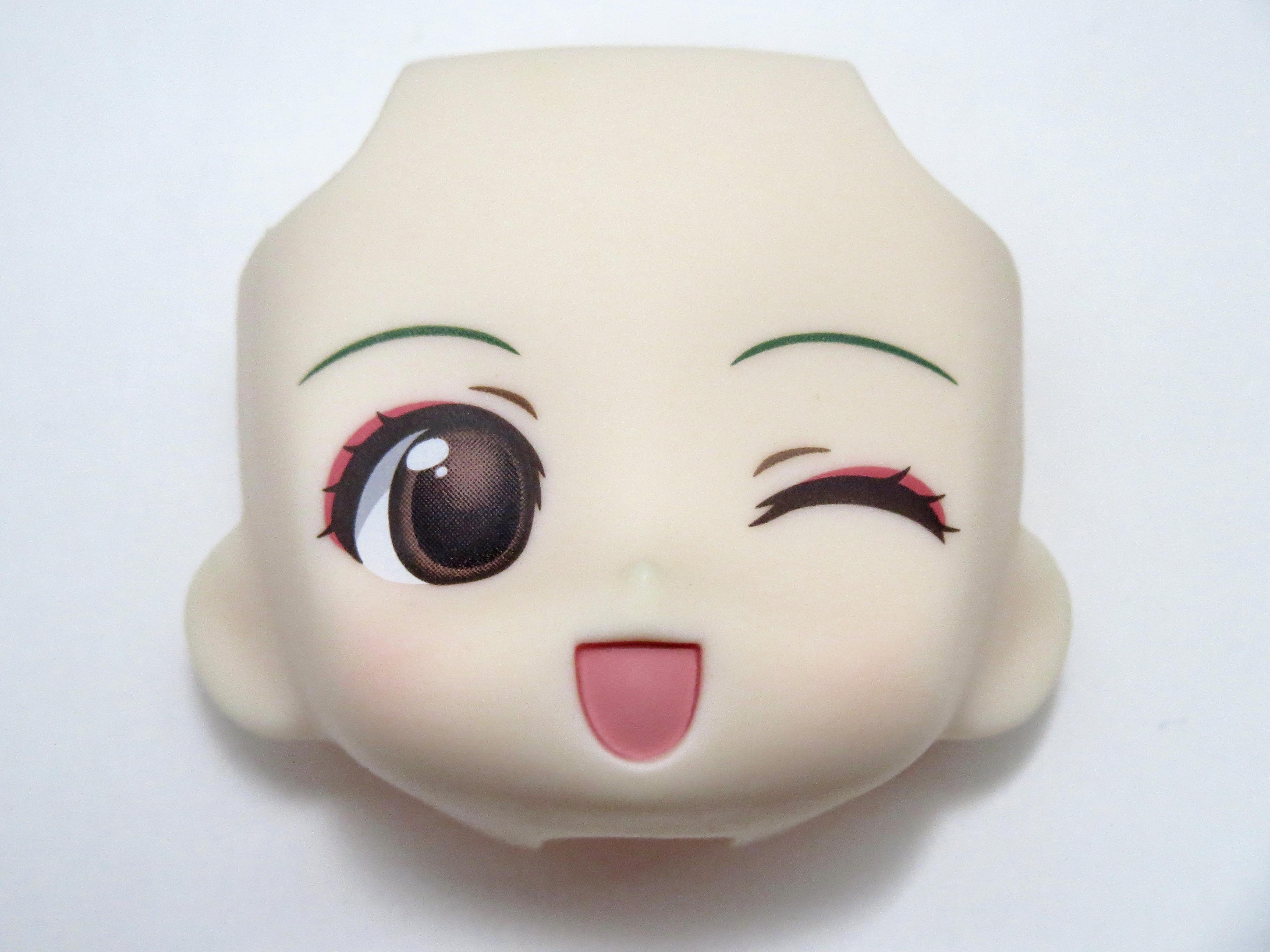 【SALE】【480】 初音ミク 千本桜Ver. 顔パーツ ウインク ねんどろいど