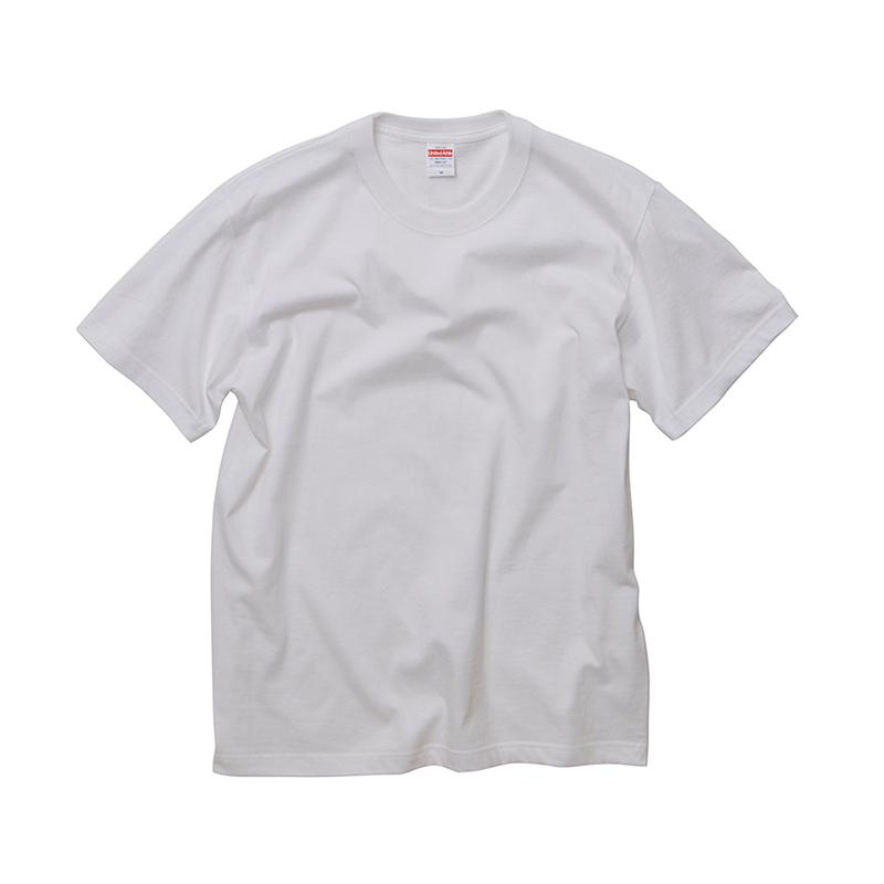 無地白Tシャツ