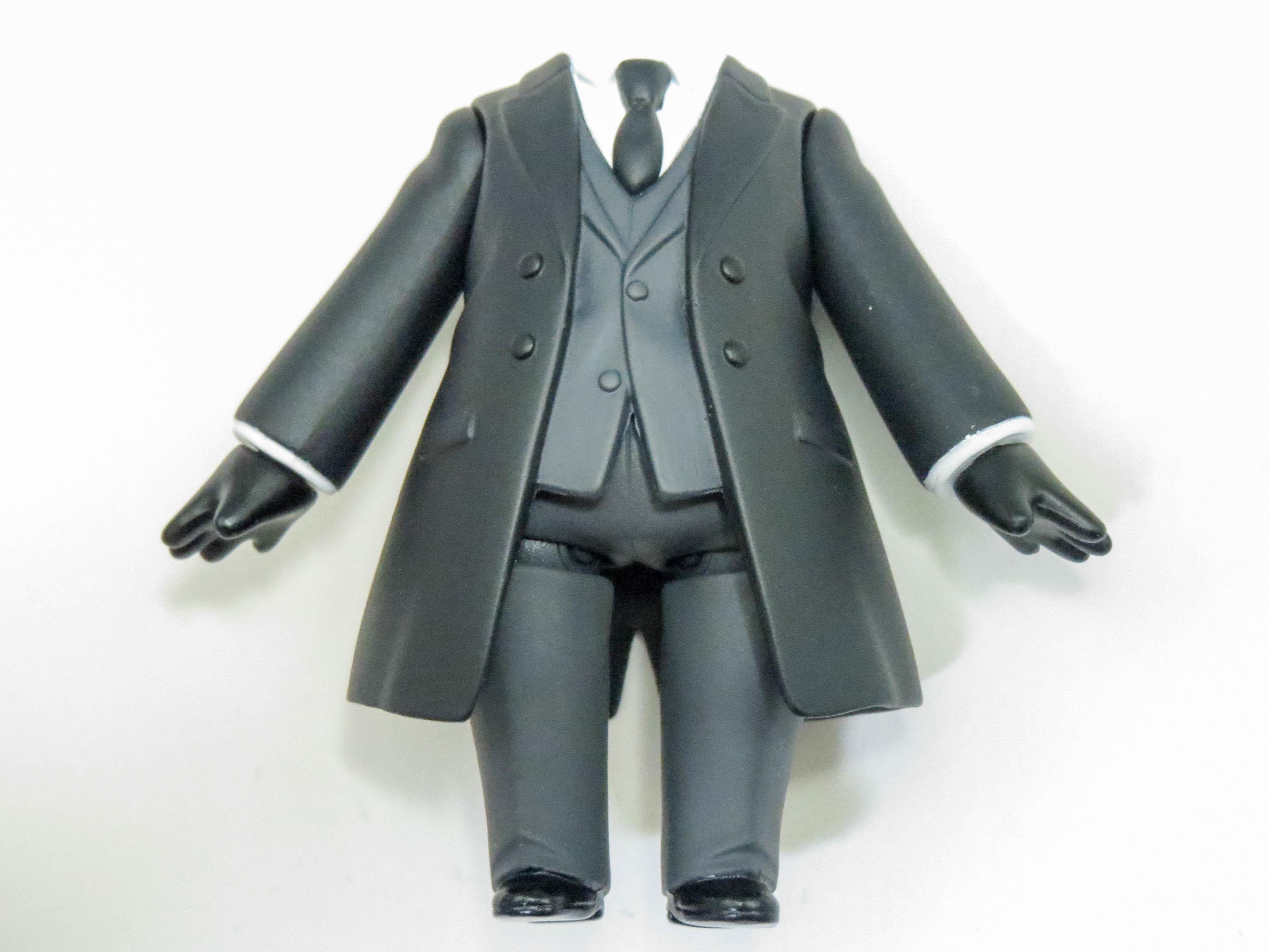 再入荷【865】 ヴィクトル・ニキフォロフ コーチVer. 体パーツ スーツ ねんどろいど