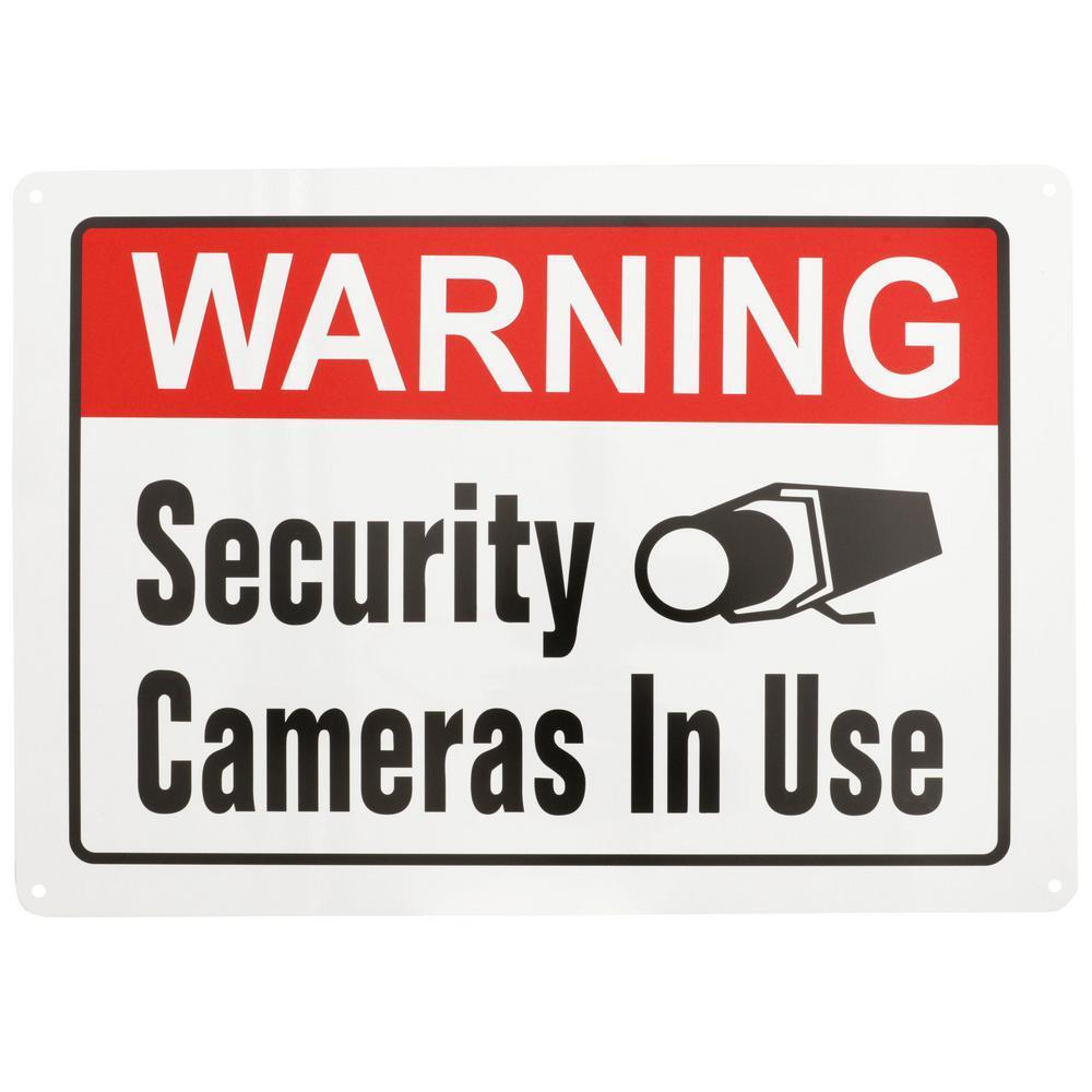 セキュリティーカメラサイン