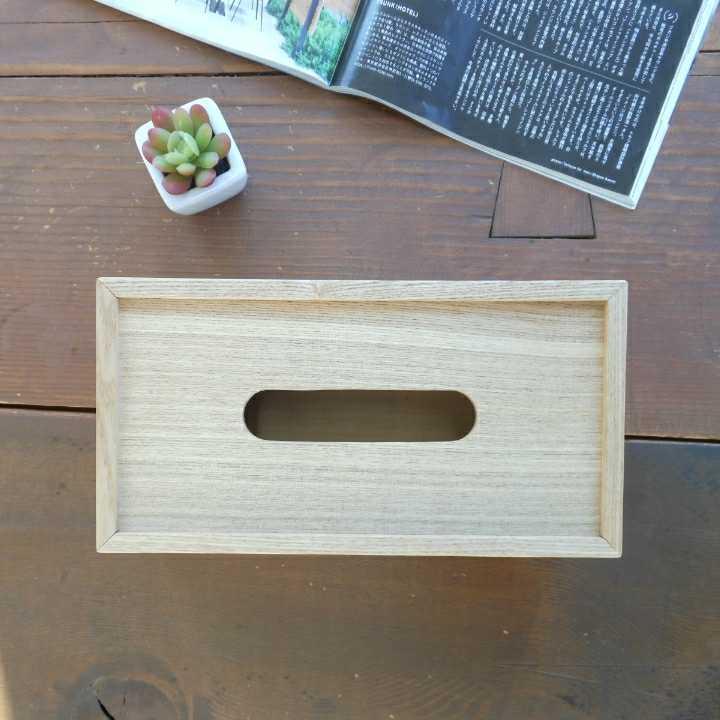 【BOXティッシュケース】 - 画像2