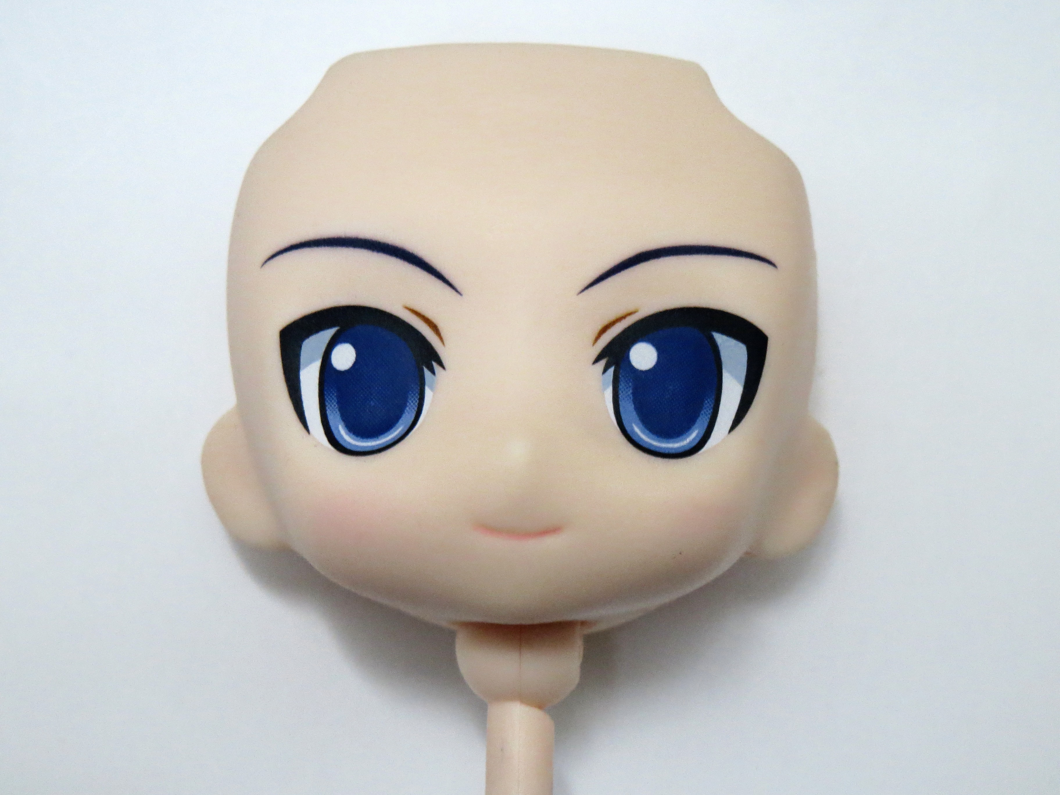【058】 KAITO 顔パーツ 普通 ねんどろいど