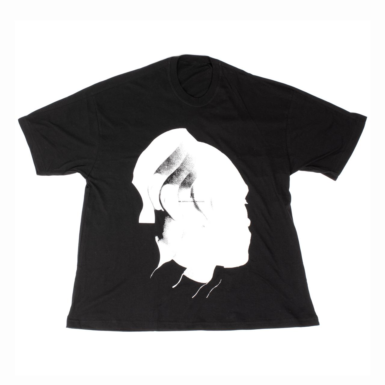701CPM11-BLACK / Jesse Draxler プリント Tシャツ ver.1