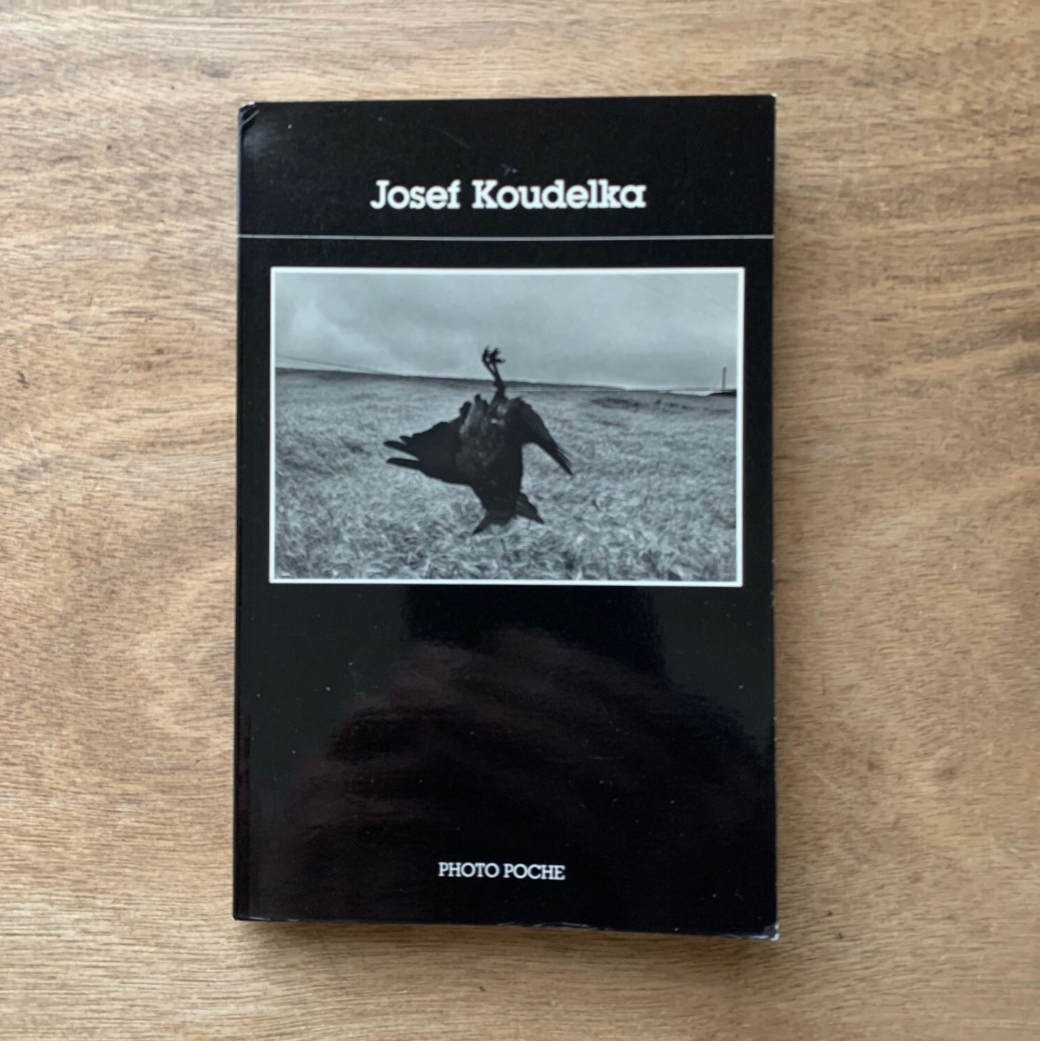 Josef Koudelka  / Photo Poche 15 / ジョセフ・クーデルカ