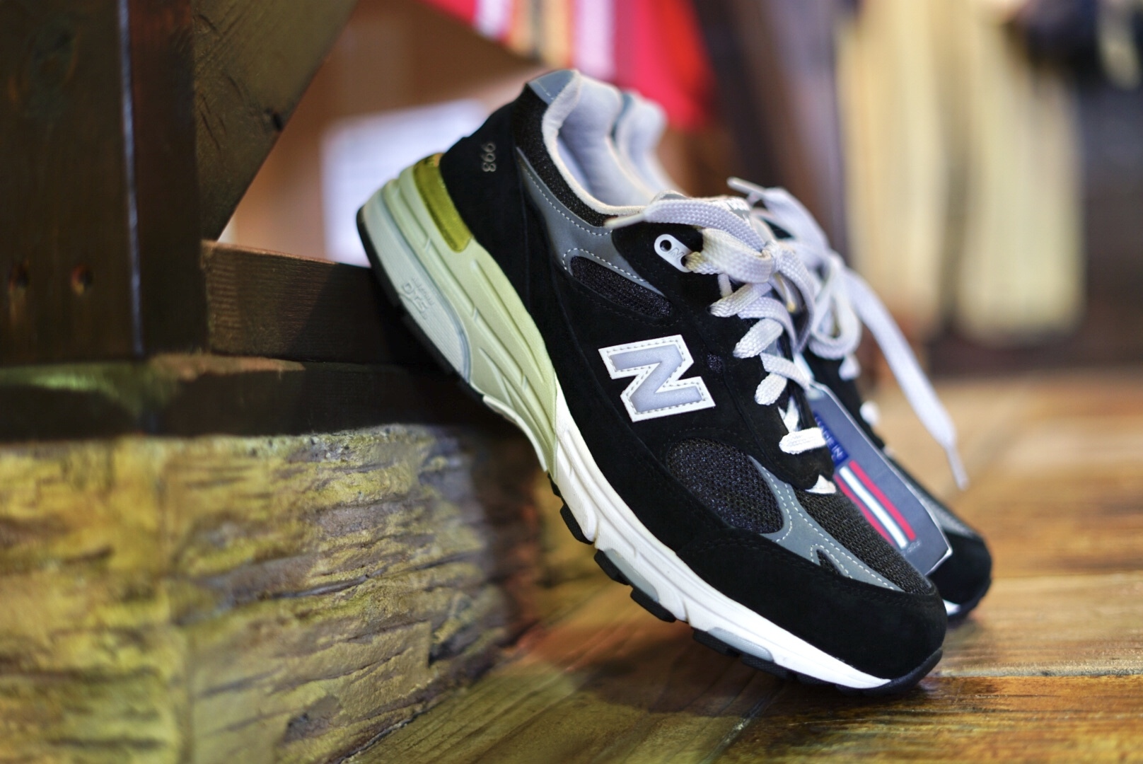 new balance WR993BK usa ニューバランス