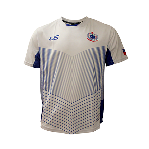Samoa 2017 Training T-Shirt White