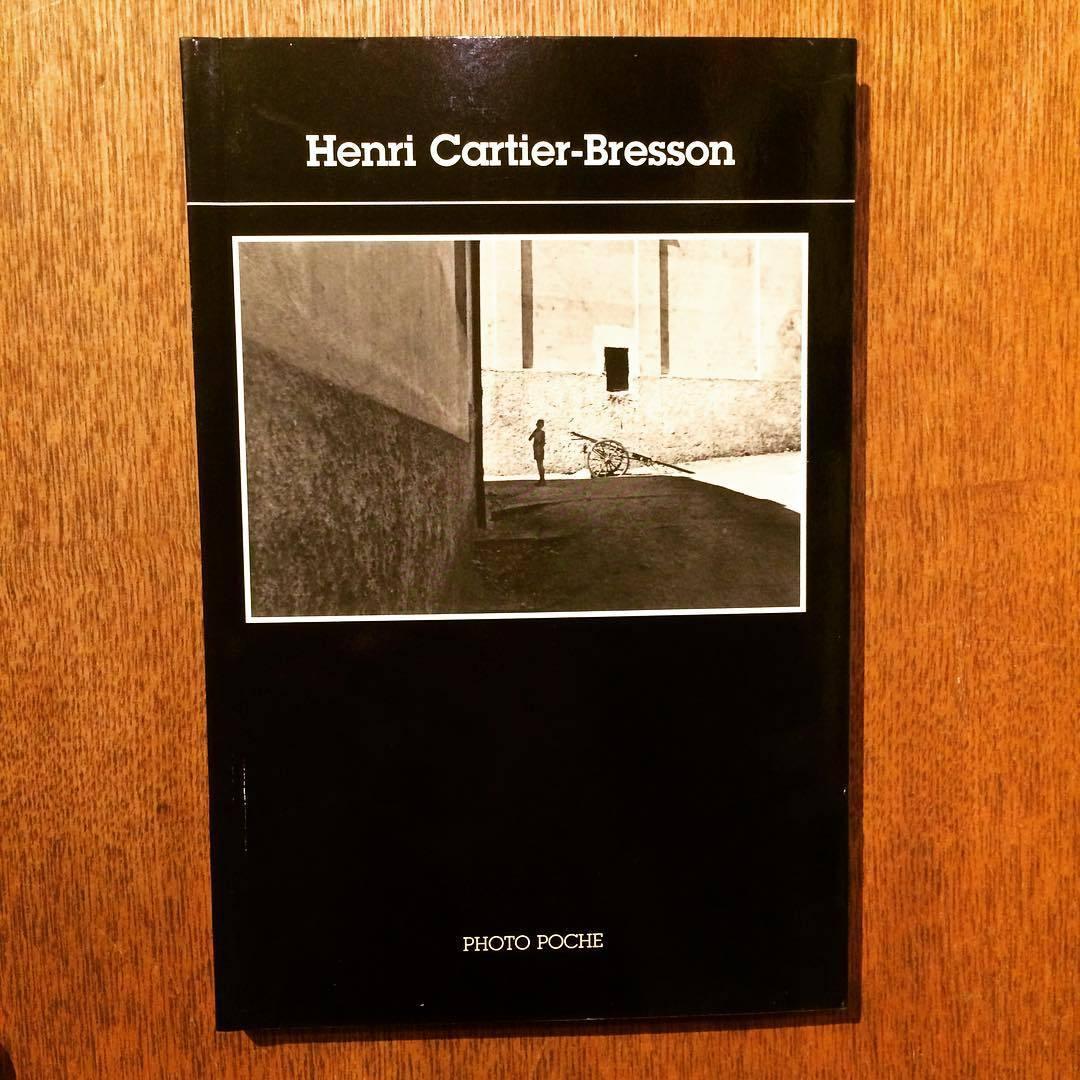 アンリ・カルティエ=ブレッソン写真集「Henri cartier-bresson(Photo poche)」 - 画像1