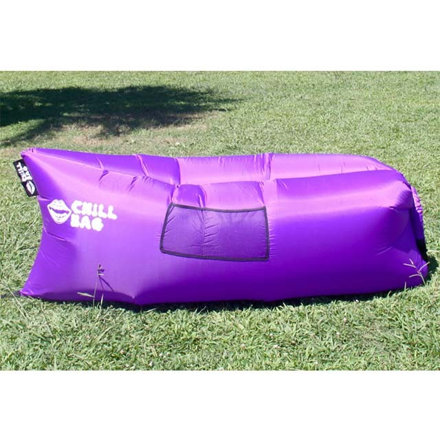 BIG MOUTH CHILL BAG -PURPLE-