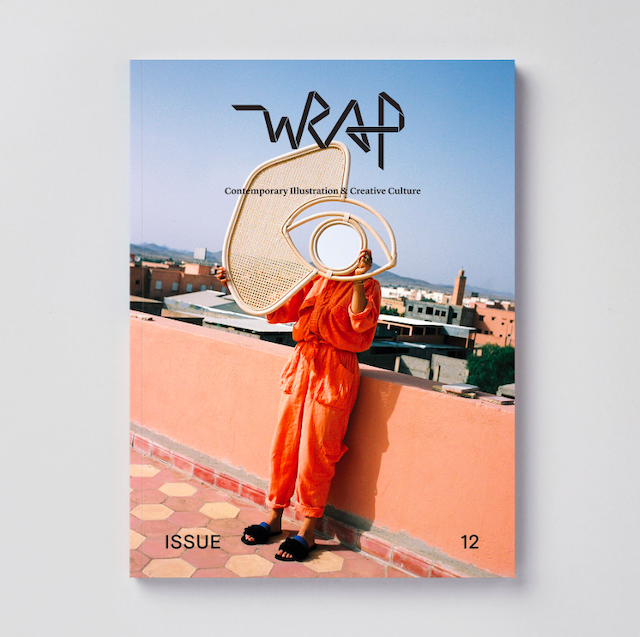 "WRAP MAGAZINE  "" ISSUE 12 'THE NUDE' """