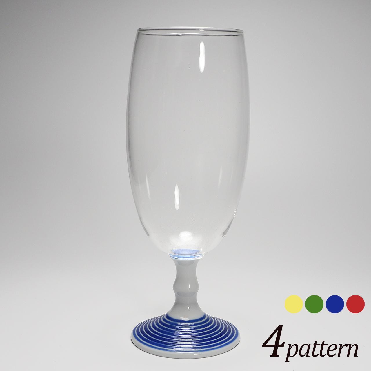 ビールグラス (ライン) 20-411