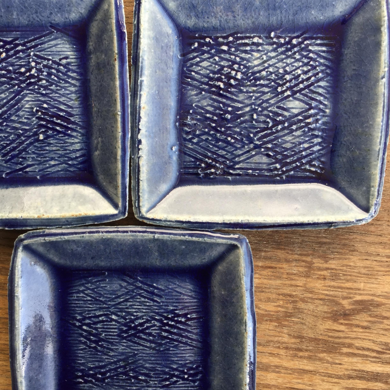 【蓮見かおり】 角皿 Φ14.5㎝×14.5cm 12 - 画像5