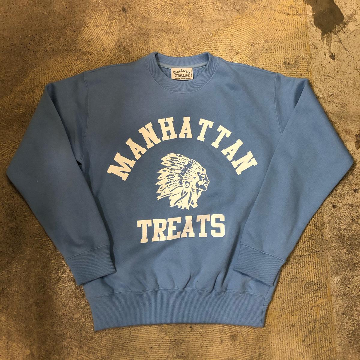 MANHATTAN TREATS #Indian Treats Sweat Shirt