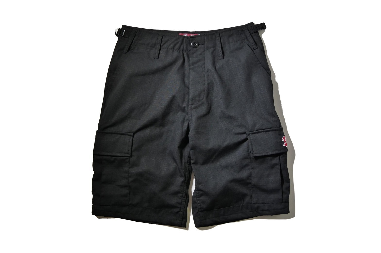 K'rooklyn Half Pants  - Black
