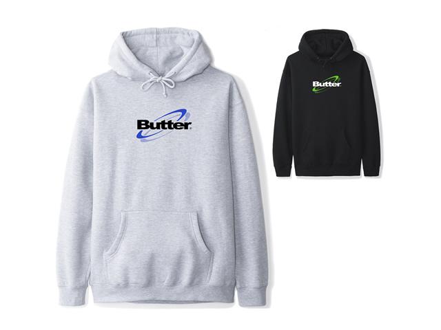 BUTTERGOODS|Technology Logo Pullover
