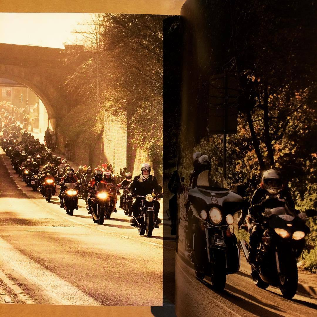 ヘルズ・エンジェルス写真集「Hells Angels Motorcycle Club/Andrew Shaylor」 - 画像2