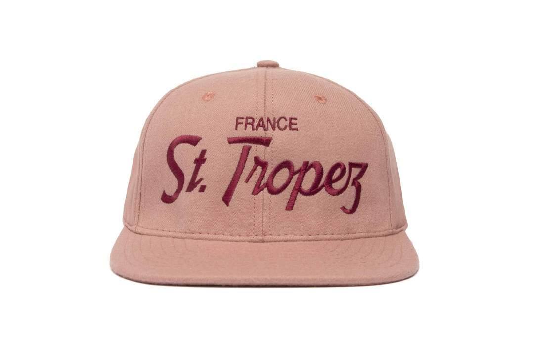 "HOOD®︎ ""St. Tropez"" CAP PINK"
