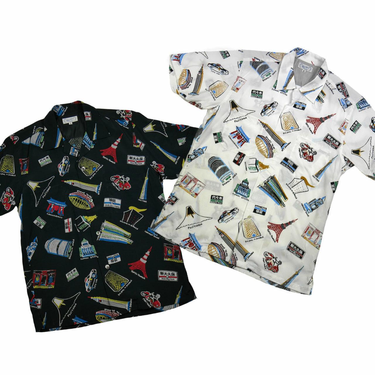 TOKYO Aloha Shirts 【OR GLORY】