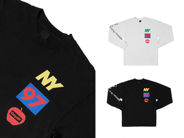 ONLY NY|Lineup L/S T-Shirt