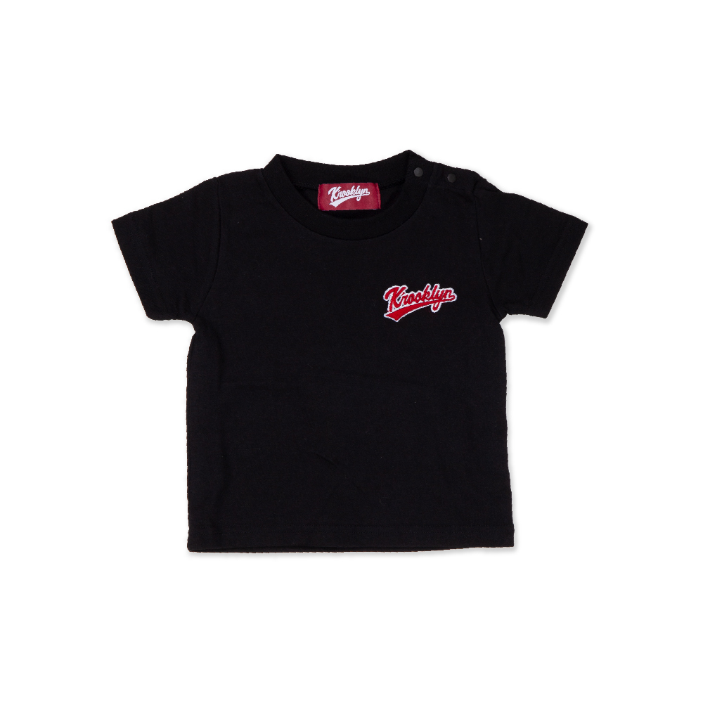 Kid's Logo T-Shirt - Black (90cm)