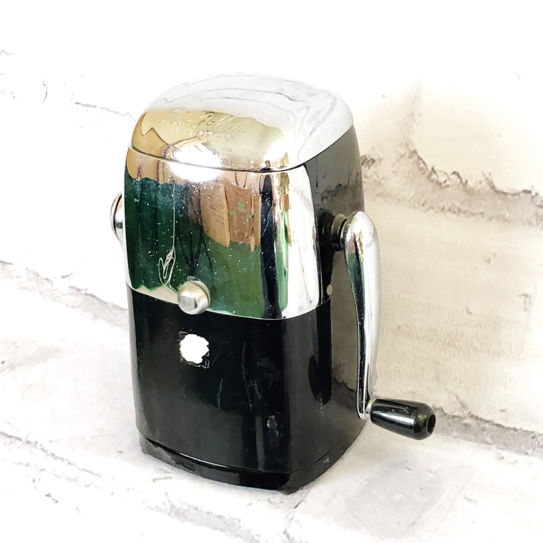品番5315 アイスクラッシャー ICE-O-MAT メタリック キッチン雑貨 US インテリア ディスプレイ ヴィンテージ
