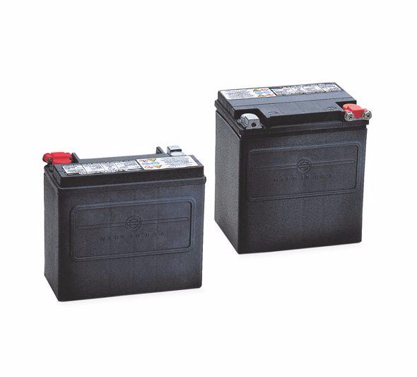 H-D標準装備バッテリー(66010)