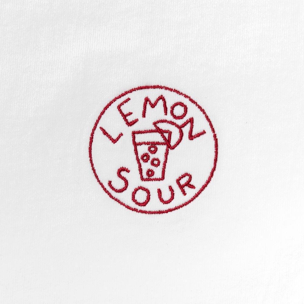 TACOMA FUJI RECORDS LEMON SOUR designed by Tomoo Gokita WHITE