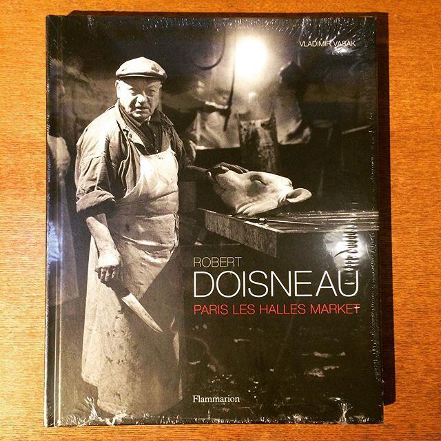 写真集「Paris: Les Halles Market/Robert Doisneau」 - 画像1