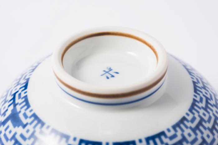 波にくじら 茶碗 / The Porcelains