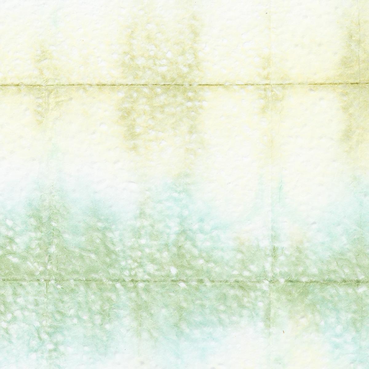 落水紙(春雨)板締め No.28