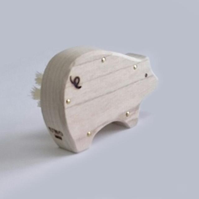 アニマルブラシ 豚